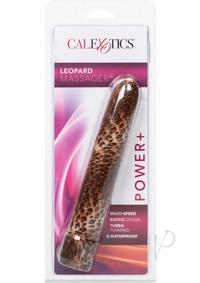 Leopard Massager Brown