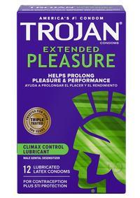Trojan Extended Pleas W/ben. 12`s