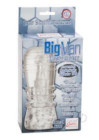 Big Man Masturbator