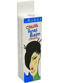 China Anal Balm Cream (home Party)