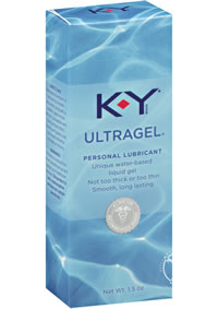 Ky Ultragel Personal Lube 1.5oz