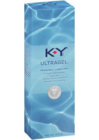Ky Ultragel Personal Lubricant 4.5oz