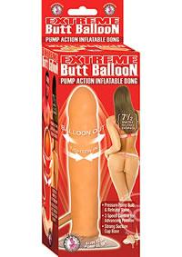 Extreme Butt Balloon Flesh