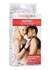 Tantric Satin Ties Pleasure Whip