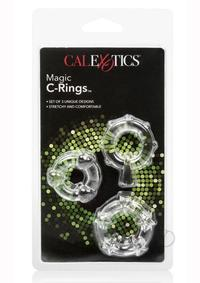 Magic C-rings - Clear