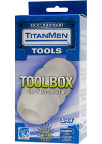 Titammen Tool Box Clear Ur3