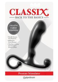 Classix Prostate Stimulator Black