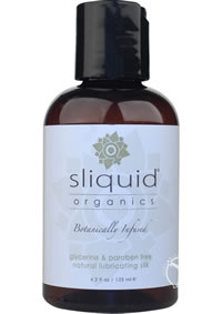 Sliquid Organics Silk 4.2oz