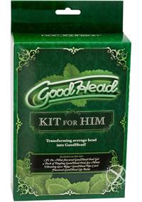 Goodhead For Him Kit Mystical Mint