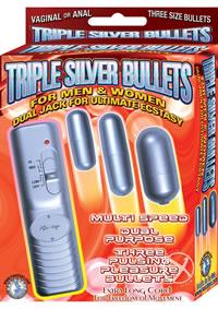 Triple Silver Bullets Silver
