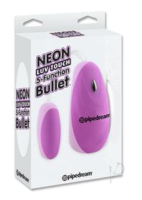 Neon Luv 5 Func Bullet Purple