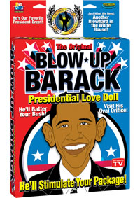 Barack Blow Up Doll (disc)