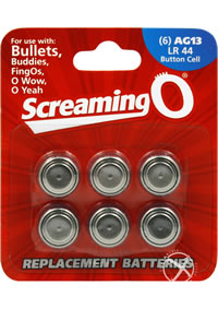 Screamingo6pk Battag13/lr44(loose)