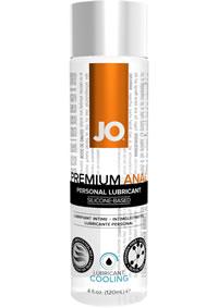 Jo Anal Premium Lube Cooling 4oz