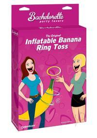 Bp Inflatable Banana Ring Toss Game