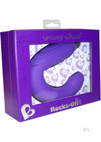 Groovy Chick Purple