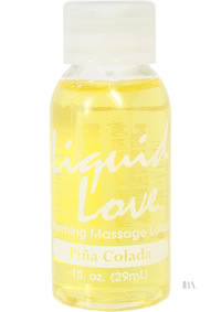 Liquid Love 1oz Pina Colada