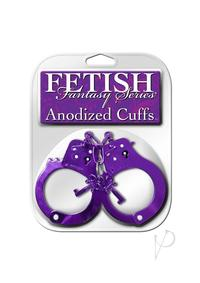 Ff Anodized Cuffs Purple