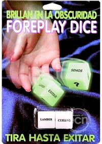 Erotic Dice Spanish Version 24/disp
