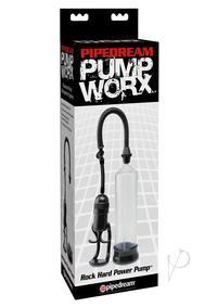 Pump Worx Rock Hard Power Pump