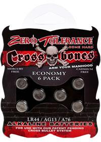 Cross Bones Lr44 Batteries