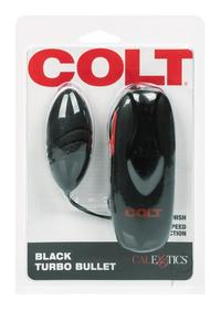 Colt Turbo Bullet Black