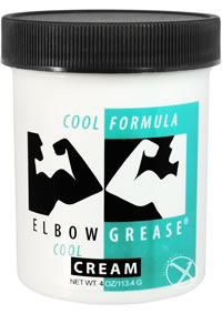 Elbow Grease Cool Cream 4oz