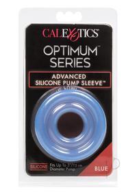 Advanced Silicone Pump Sleeve Blue