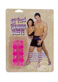 Lil Pearl Pleasure Sleeve Pink