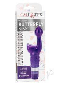 Platinum Edition Butterfly Kiss Purple