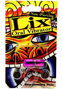 Lix Non Piercing Purple Amethyst