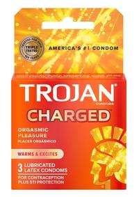 Trojan Intensified Charged 3`s