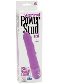 Waterproof Power Stud Rod Purple