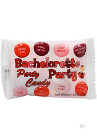 Bachelorette Party Candy 50/display
