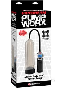 Pump Worx Digital Auto Vac Pump(disc)