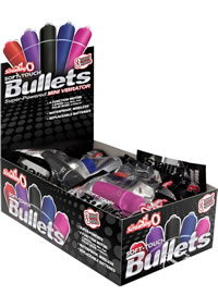 Soft Touch Bullets Pop 20/disp