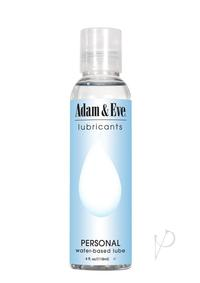 Aande Personal Water Based Lube 4 Oz