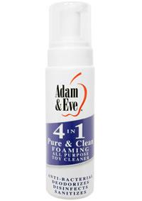 Aande 4 In 1 Pure and Clean Foam Cleaner 8oz