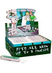 Condoms For Small Peckers 48/box
