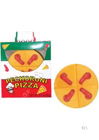 Peckoroni Pizza 24/display