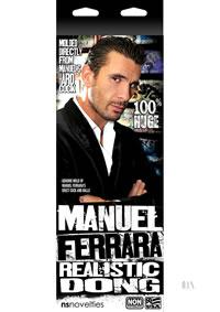 Manuel Ferrera Ultimate Realistic Dong
