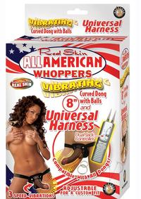 Afro American Whopper Vibe 8 W/harness