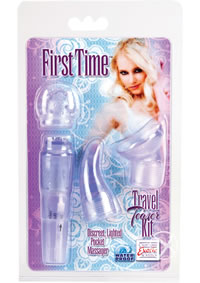 First Time Travel Teaser Kit Purple