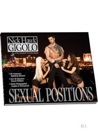 Nick Hawk Gigolo Sex Pos Book (disc)