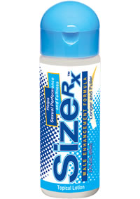 Size Rx 2.0 Oz Bottle