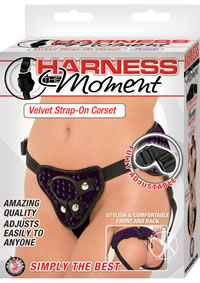 Harness The Moment Purple