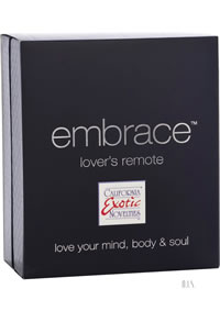 Embrace Lovers Remote Grey