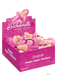 Bp Dicky Super Soothers 24/disp
