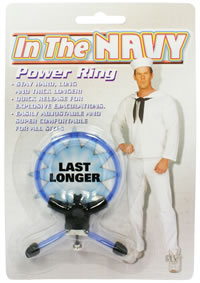 In The Navy Power Ring(disc)