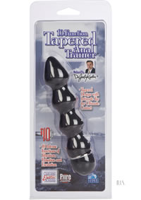 10 Functional Anal Trainer Tapered Black